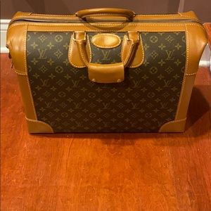 Louis Vuitton Luggage or Carrier for your Shoes